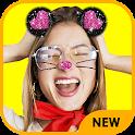 Selfie Camera, Snap Camera Filter icon