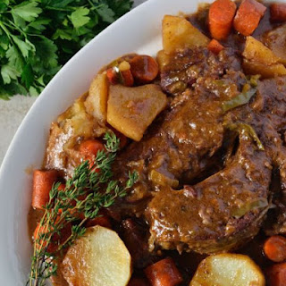 Homemade Pot Roast Seasoning Recipes.