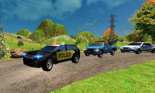 Hill Police vs Gangsters Chase 1.0.6 screenshots 2
