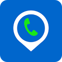 Phone 2 Location - Caller Info icon