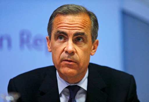 Bank of England governor Mark Carney. Picture: REUTERS
