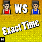 Two Players Games : Exact Time Icon