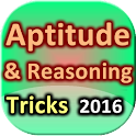 Aptitude Reasoning Tricks 2016 icon