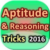Aptitude Reasoning Tricks 2016