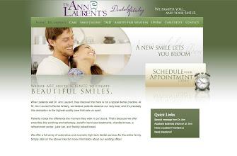 Photo: Accolades IT Custom Web Design, CMS, Contact Form, Online New Patient Form
