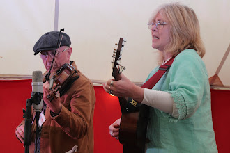 Photo: Tom McConville and Janet Russell
