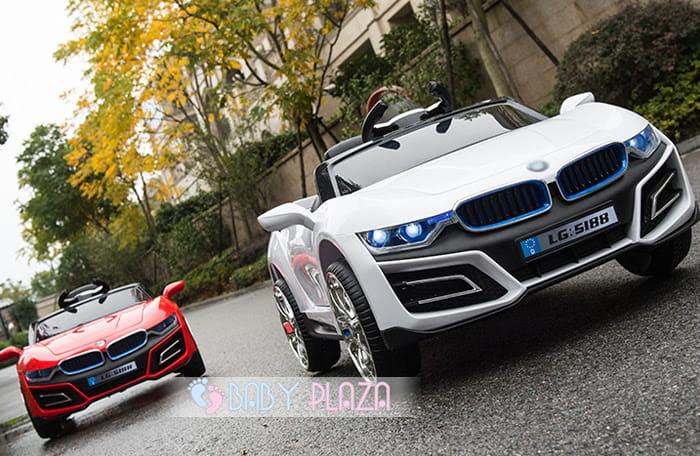 Xe hơi điện trẻ em LG-5188 4