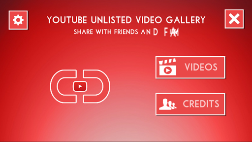 Unlisted Video Gallery for YouTube 1.3 screenshots 1