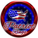 Patriot Rings Icon Pack icon