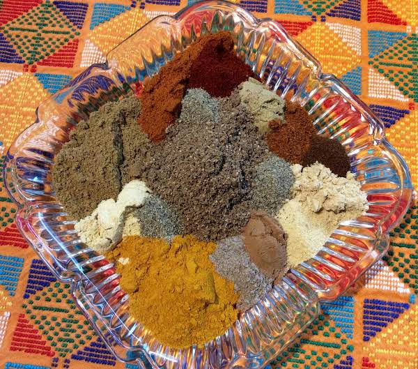 Homemade Curry Powder (sallye) Recipe