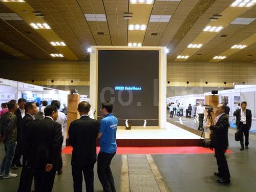 展示会 インテックス大阪 産業ロボット開発技術展 その3 ケイエフ