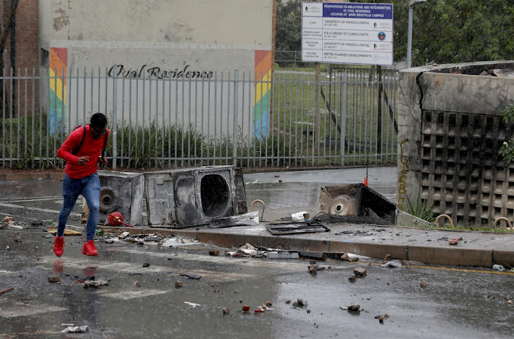 The University of KZN has spent more than R27m to repair damage caused by vandalism during recent students protests.