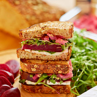 Roast Beet Sandwich Recipe