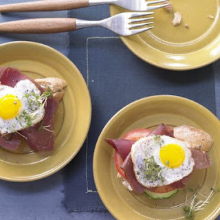 Smarter Egg Sandwiches