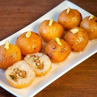 Royal Bread Gulab Jamun