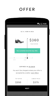 GOAT: Buy & Sell Sneakers - Apps on Google Play