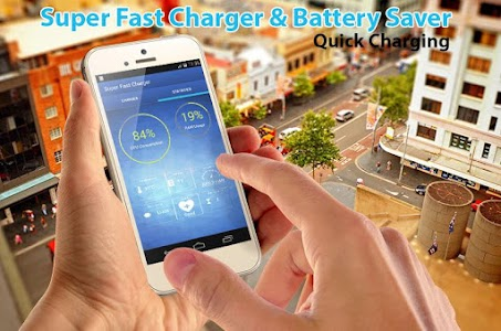 Fast Battery Charger & Saver screenshot 1