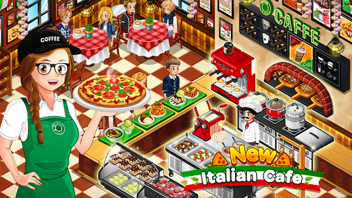 Cafe Panic: Cooking Restaurant 1.22.11a screenshots 8