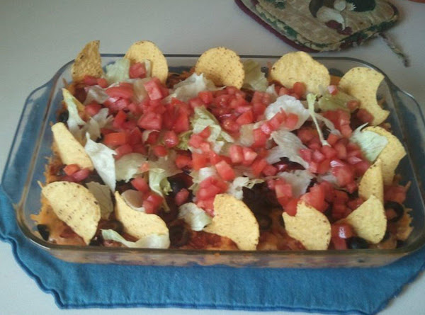 Creamy Enchilada Bake Recipe