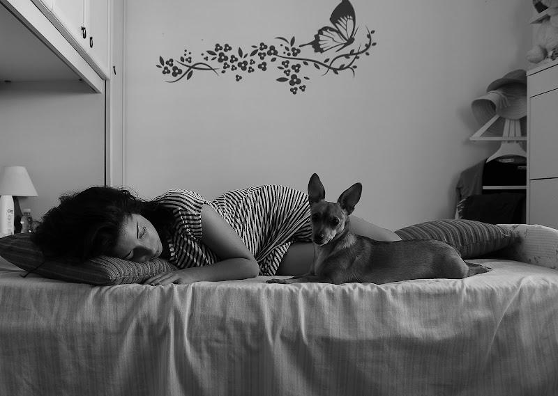 Hearts on a Bed di alessiachiaramonti