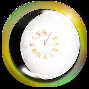Moon Clock Widget