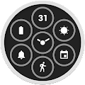 Bits Watch Face APK