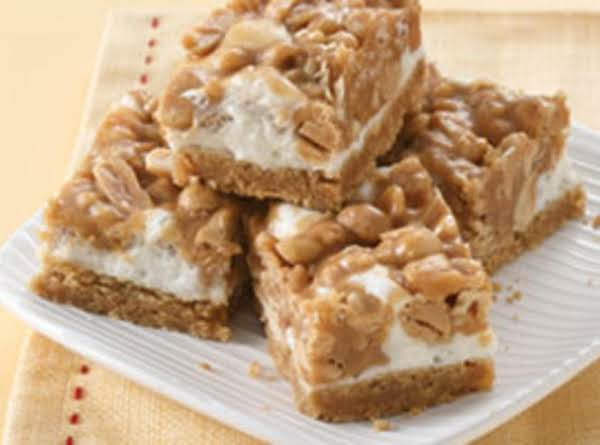 Salted Peanut Chews Recipe