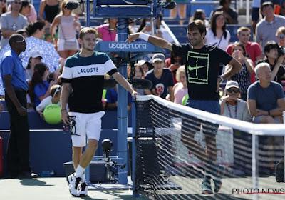 David Goffin voorbij Roger Federer op ATP-ranking