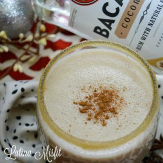 How To Make A Creamy Classic Coquito (Coconut Rum Drink).