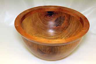 "Photo: Bob Grudberg "" bowl [maple]"