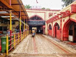 Military Durga Devi Temple in Belgaum