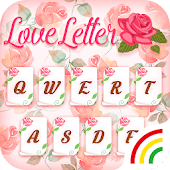 Valentine Love Keyboard Theme