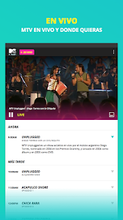 MTV Play – TV en Vivo- screenshot thumbnail
