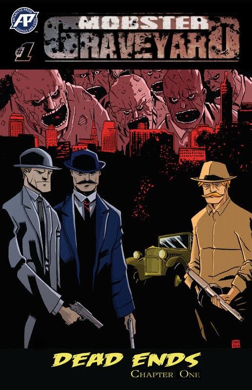 Mobster Graveyard (2018) - complete