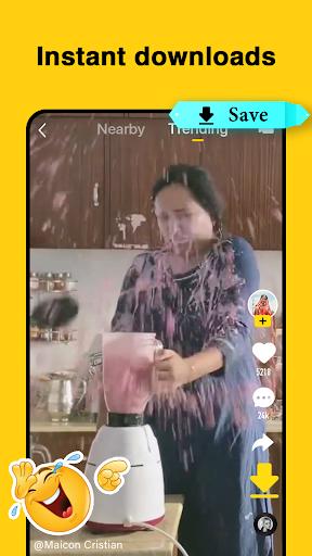 Snack Video screenshot 3