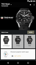 Android Wear - Smartwatch Screenshot 1