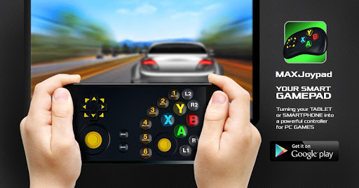Gamepad Joystick MAXJoypad 1.5.3 screenshots 1