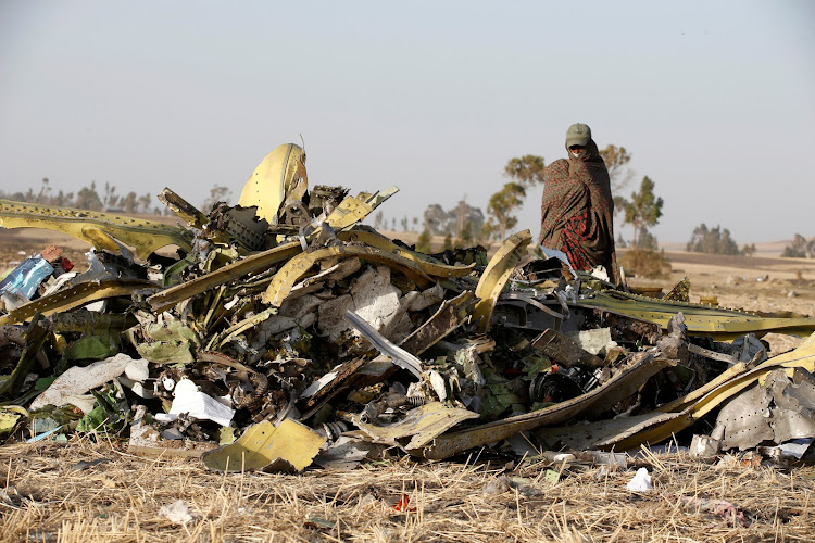 Confusion, grief as hunt for remains from Ethiopia crash halted