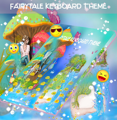 Fairytale Keyboard Theme - screenshot