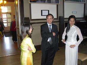 Photo: The Ambassador visited Mira House.
