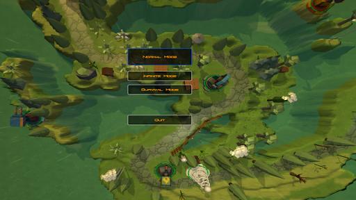 Wolves Tower Defense 1.05 screenshots 1
