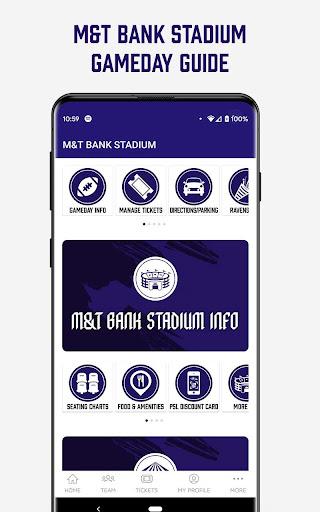 Baltimore Ravens Mobile screenshot 2