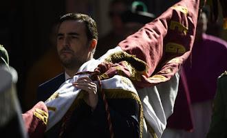 Fiesta del Pendón: toma de la ciudad por los Reyes Católicos