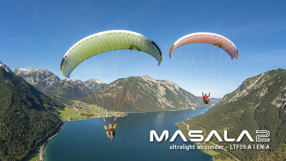Skywalk Masala 2 available at FlySpain Shop and demo centre