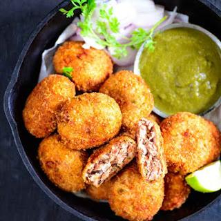 Tuna Kabab / Cutlets