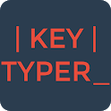 KeyTyper: Mobile Typing Game icon