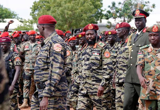 South Sudan troops tried for rape, murder in Juba compound ...