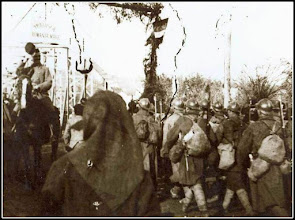 Photo: Intrarea trupelor romane in Turda la 1918  https://www.facebook.com/356878261405231/photos/a.357068721386185.1073741829.356878261405231/366474930445564/?type=3&theater&ifg=1
