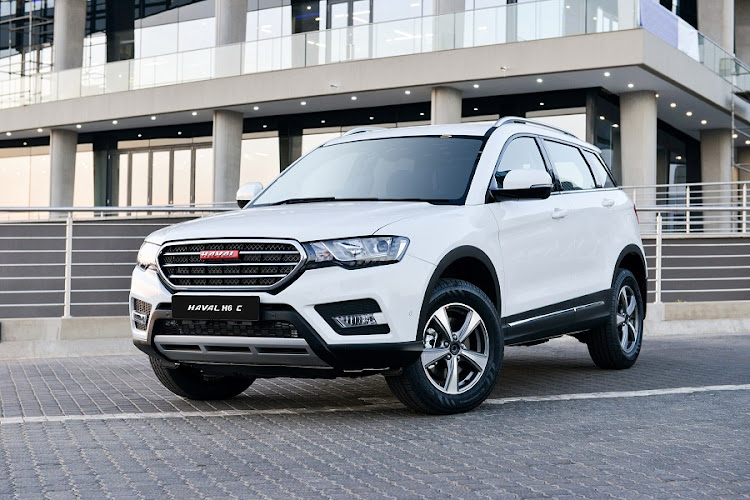 The Haval H6C has the design to take on its competitors. Picture: QUICKPIC/HAVAL SA