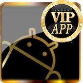 Golden Glass Icon Pack HD VIP
